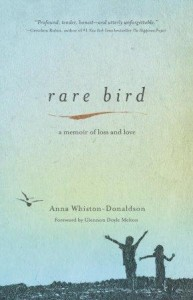 Rare Bird by Anna Whiston-Donaldson cover compress