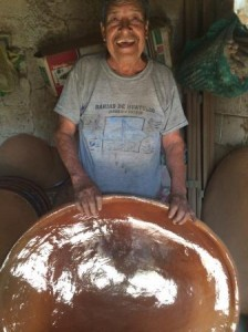 Mexican potter, courtesy Blacksmith Institute for a Pure Earth