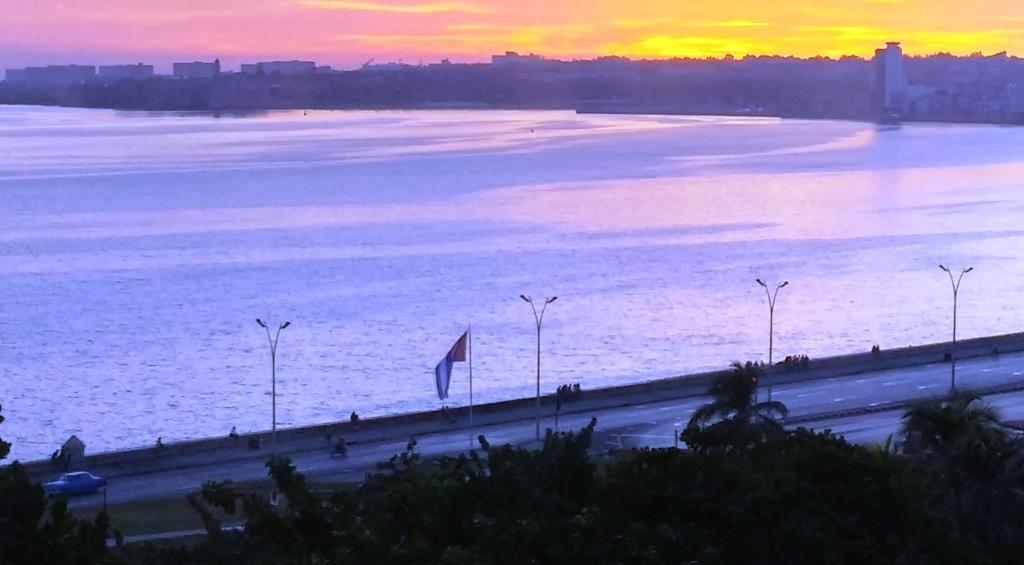 Cuba dawn photo by Jenifer Joy Madden