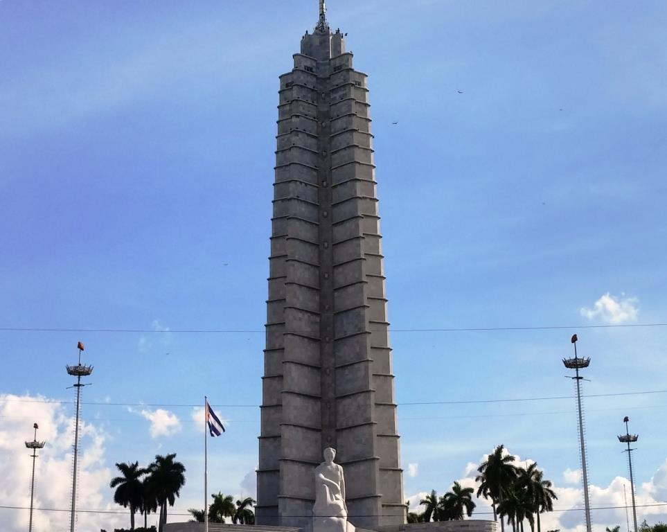 Jose Marti Memorial