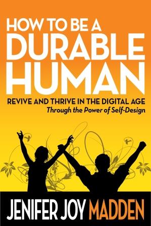 How To Be a Durable Human cover