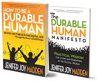 Durable Human (2 book series)