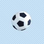 plush toy soccer ball